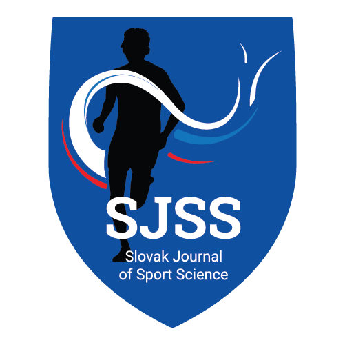 eb292bc768 Home - Slovak journal of sport science